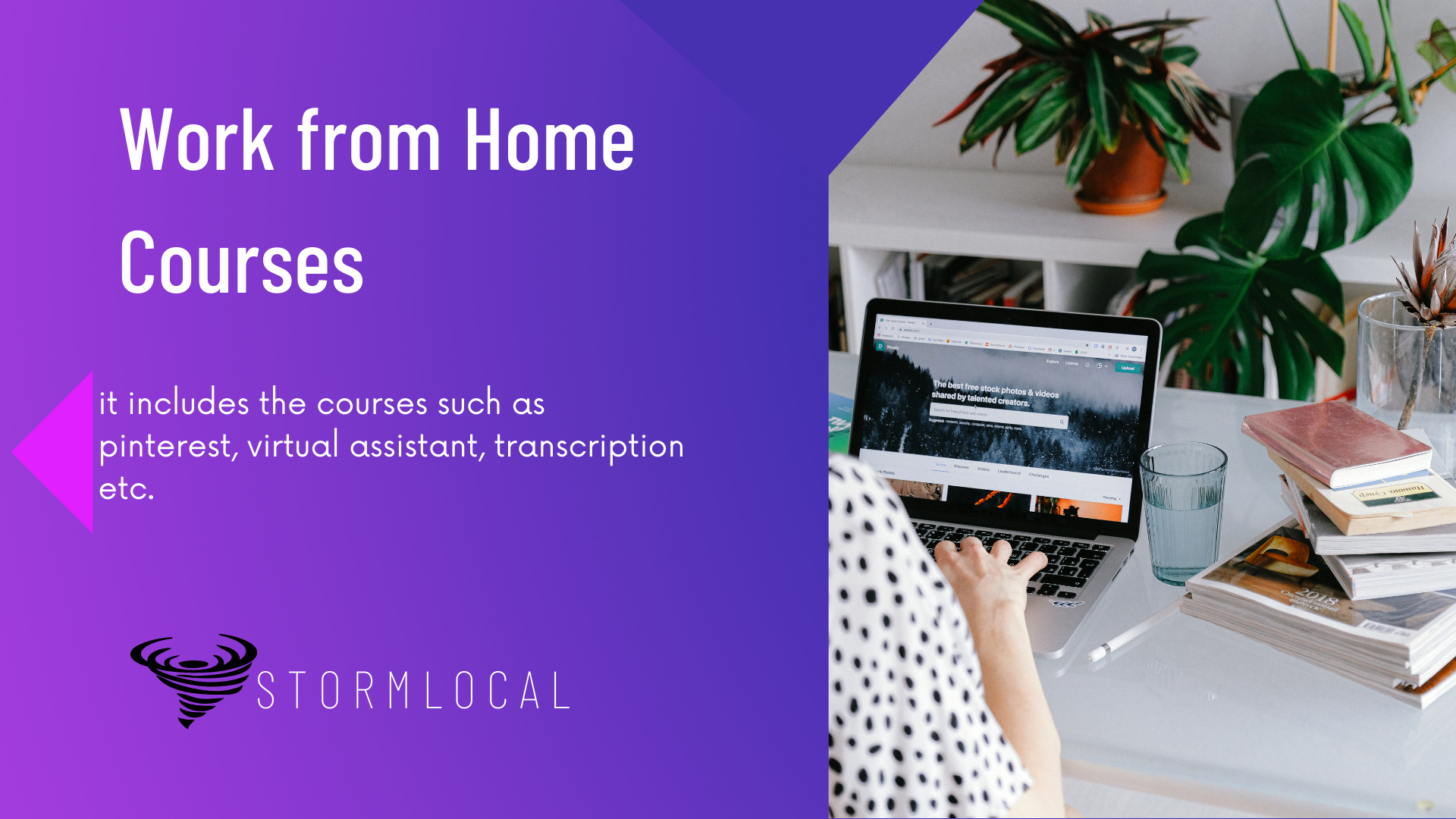 The Most Awesome Work from Home Courses to Take This Year